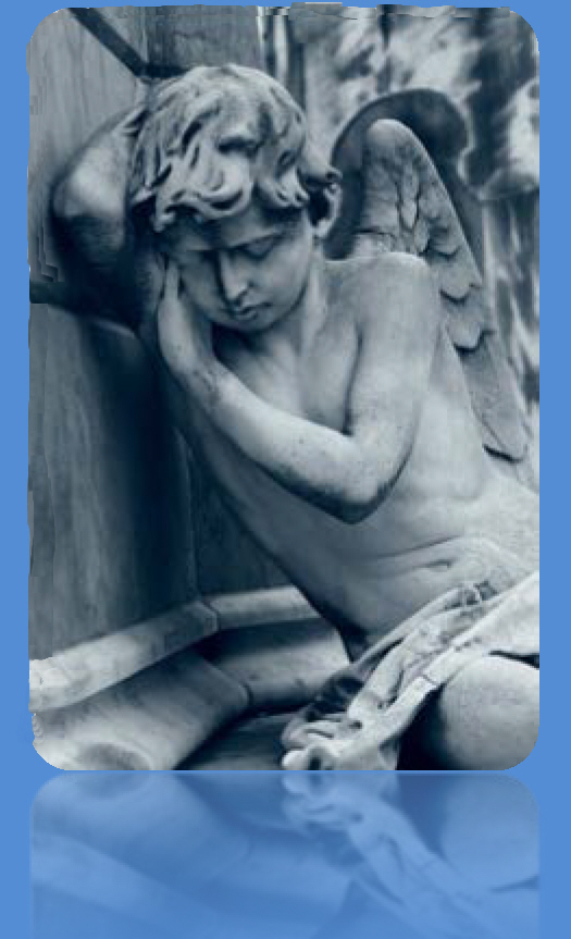 The Crying Angel...